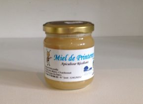 Miel made in Domaine de Saint-Paul