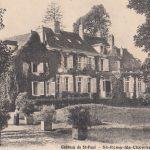 Ancien Château le Domaine de Saint-Paul avant