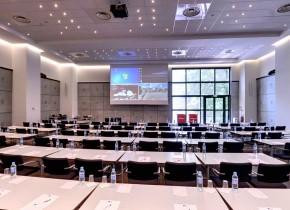 Salle de réunion modulable