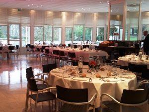 Restaurant panoramique La Rotonde Domaine Saint-Paul