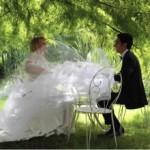 Votre mariage dans un écrin de verdure au Domaine de Saint Paul :