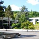 Domaine de saint Paul : Terrasse extérieure Grand Parvis