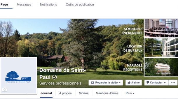 couverture page Facebook DSP