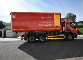 Unité Ravitaillement Sapeurs Pompiers des Yvelines