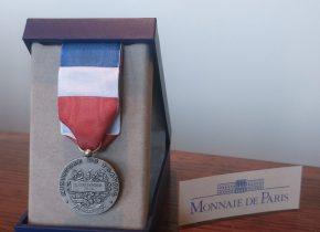 Médaille d'honneur du travail