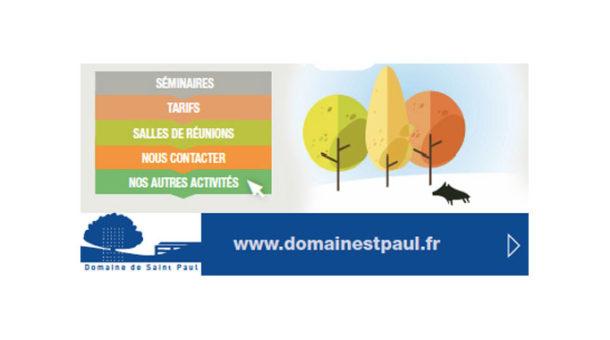 Brochure Domaine de Saint-Paul 2018