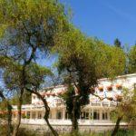 Hotel arbres Domaine de Saint Paul