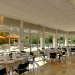 Restaurant La-Rotonde- Domaine de Saint Paul