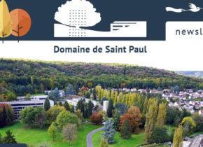 Newsletter Domaine de Saint-Paul