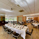 Restaurant La Rotonde Domaine de Saint Paul