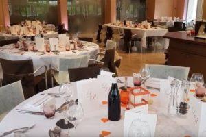 Table Mariage Domaine de Saint Paul