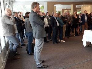CCHVC réeunion Club des entrepreneurs au Domaine Saint Paul
