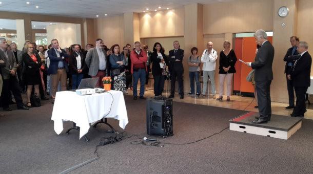 CCHVC reunion Club des entrepreneurs au Domaine Saint Paul