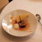 Gastronomie au Domaine Saint Paul dessert