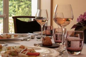 Restaurant La Rotonde Gastronomie au Domaine Saint Paul - entrée