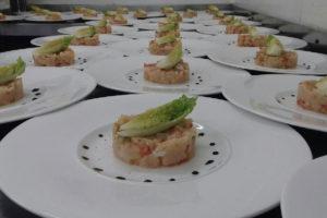 Restaurant La Rotonde - Gastronomie au Domaine Saint Paul -entrée