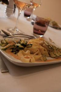Restaurant La Rotonde Gastronomie au Domaine Saint Paul - Plat