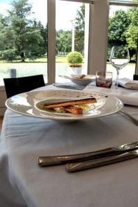 Restaurant La Rotonde Gastronomie au Domaine Saint Paul