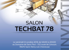 Salon TECHBAT au domaine Saint Paul le 12 octobre 2018