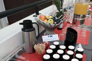 Pause gourmande en séminaire au Domaine de Saint-Paul