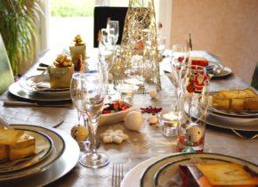 e 14 Décembre, repas de noel pour les entreprises du Domaine Saint Paul