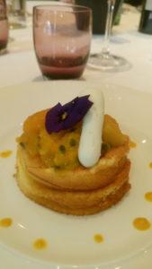 Gastronomie restaurant La Rotonde Domaine Saint-Paul