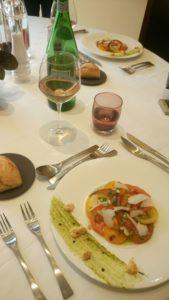 Restauration gastronomique La Rotonde Domaine de Saint Paul