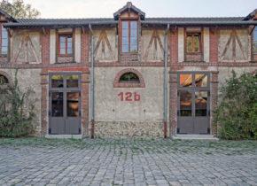 Atelier d'artiste à louer au Bat 12B Domaine de Saint-Paul