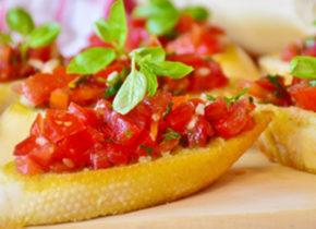 Test plat végétarien tous les jeudis au Domaine Saint-Paul