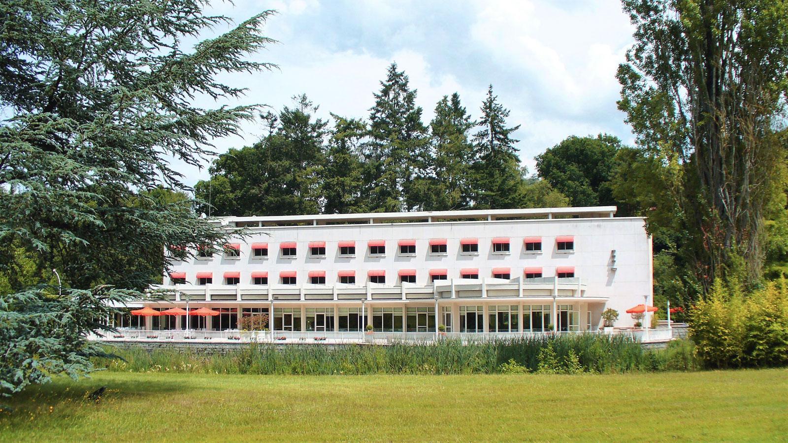 Hotel La Rotonde Domaine Saint-Paul 78470