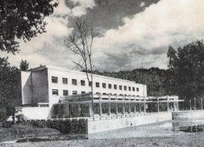 Maison des stagiaires 1962 Domaine Saint-Paul 78470