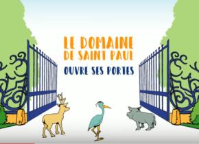Portes ouvertes Domaine Saint-Paul le 21 septembre Journées du Patrimoine 2019Portes ouvertes Domaine Saint-Paul le 21 septembre Journées du Patrimoine 2019