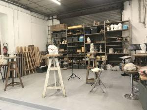 Atelier L'Arteenne, cours et créations artistiques s'installe au Domaine Saint-Paul