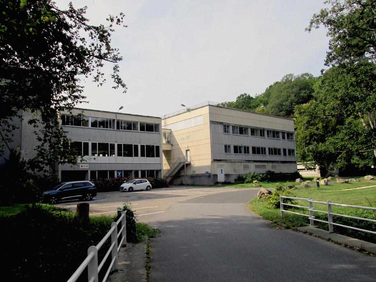 COSTIC batiment 16-17 Domaine Saint-Paul