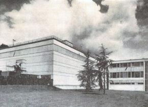 Le Costic au temps de l'ancien centre de recherches Domaine Saint-Paul