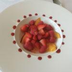 Gastronomie au Domaine Saint-Paul Dessert-salade-de-fruits-rouges