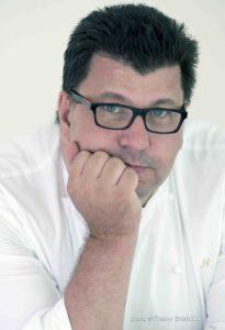 Maître cuisinier de France Joêl VEYSSIERE au Domaine Saint-Paul