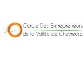 Logo Cercle des Entrepreneurs Vallee Chevreuse