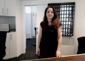 Paula, chargée de gestion au Domaine Saint-Paul