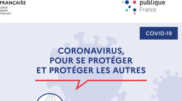 crise sanitaire COVID19, mesures Domaine Saint-Paul