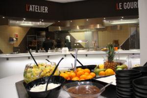 Restaurant Le Sept - Domaine de Saint-Paul 78470 Saint-Rémy