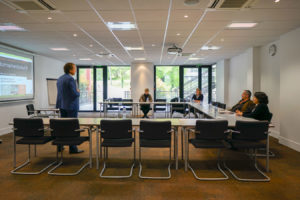 Salle réunion Domaine Saint-Paul