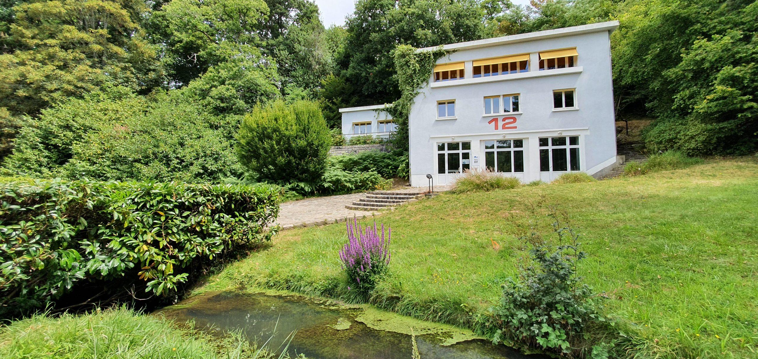 Espace co-working Domaine Saint-Paul
