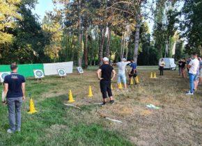 Tir à l'arc : Team Building au Domaine de Saint-Paul