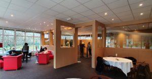 Loungeworking La salle Montabé Domaine de Saint-Paul