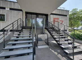 location bureaux domaine Saint-Paul