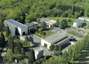Vue aérienne Domaine Saint-Paul