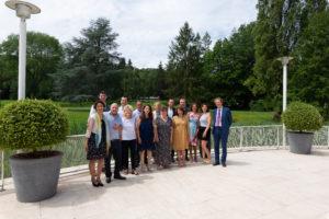 Présentation équipe Domaine Saint-Paul